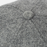Кепка Norse Projects 6 Panel Kvadrat Light Grey Melange фото- 3