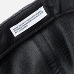 Кепка Norse Projects 6 Panel Flat Charcoal Melange фото- 5