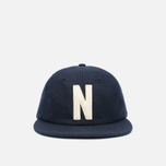 Кепка Norse Projects 6 Panel Flat Dark Navy фото- 0