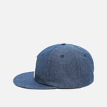 Кепка Norse Projects Denim 6 Panel Dark Indigo фото- 2