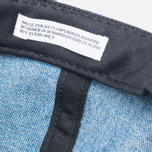 Кепка Norse Projects Denim 6 Panel Indigo фото- 4