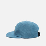 Кепка Norse Projects Denim 6 Panel Light Indigo фото- 2