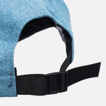 Кепка Norse Projects Denim 6 Panel Light Indigo фото- 4