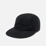 Кепка Norse Projects Foldable Light Ripstop 5 Panel Black фото- 1