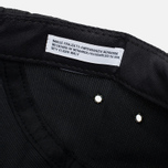 Norse Projects Foldable Light Ripstop 5 Panel Cap Black photo- 5