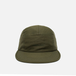 Кепка Norse Projects Foldable Light Ripstop 5 Panel Dried Olive фото- 0