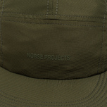 Кепка Norse Projects Foldable Light Ripstop 5 Panel Dried Olive фото- 3