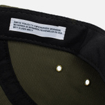 Кепка Norse Projects Foldable Light Ripstop 5 Panel Dried Olive фото- 5