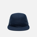 Norse Projects Foldable Light Ripstop 5 Panel Cap Navy photo- 0