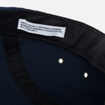 Кепка Norse Projects Foldable Light Ripstop 5 Panel Navy фото- 5