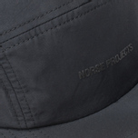 Norse Projects Light Nylon 5 Panel Cap Black photo- 3