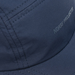 Norse Projects Light Nylon 5 Panel Cap Navy photo- 4