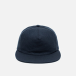 Кепка Norse Projects Organic Canvas Trucker Navy фото- 0