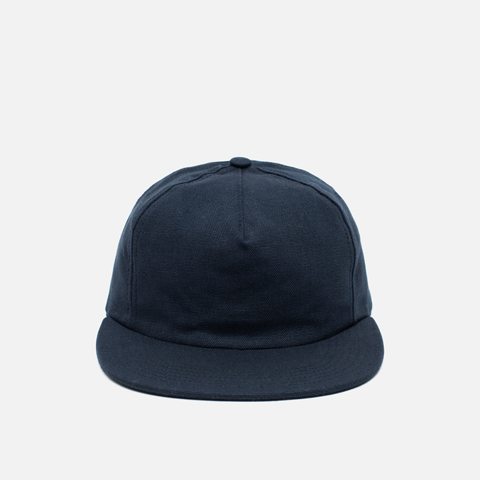 Кепка Norse Projects Organic Canvas Trucker Navy