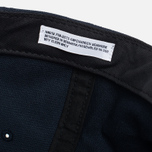 Кепка Norse Projects Organic Canvas Trucker Navy фото- 5