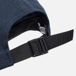 Кепка Norse Projects Organic Canvas Trucker Navy фото- 4