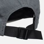 Кепка Norse Projects Ripstop 5 Panel Charcoal фото- 4