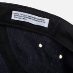 Norse Projects Ripstop 5 Panel Cap Navy photo- 5