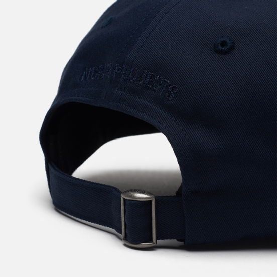 Кепка Norse Projects Twill Sports Dark Navy