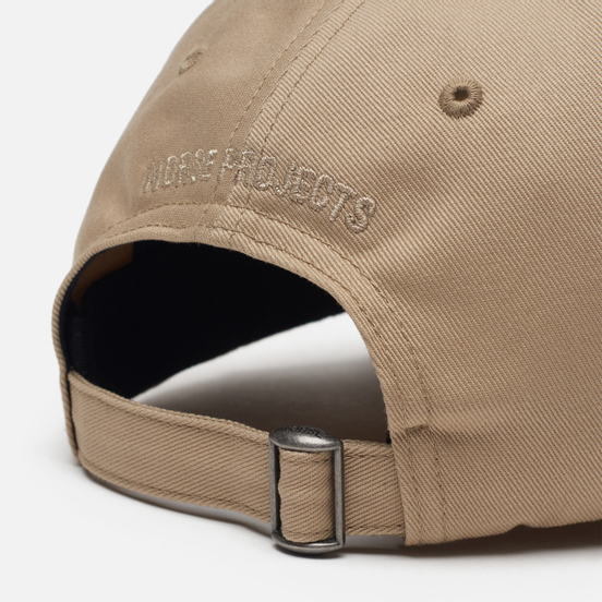 Кепка Norse Projects Twill Sports Utility Khaki
