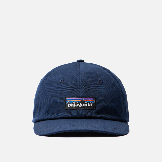 Кепка Patagonia P-6 Label Trad Classic Navy