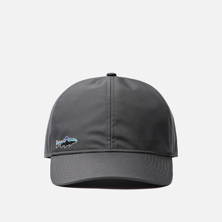 Кепка Patagonia Water-Resistant LoPro Forge Grey