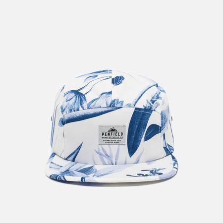 Penfield Casper Botanical Cap Blue