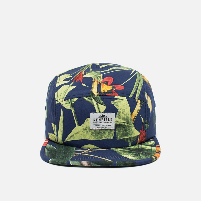 Мужская кепка Penfield Casper Botanical Navy