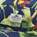 Мужская кепка Penfield Casper Botanical Navy фото- 3