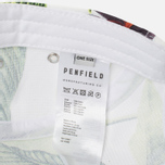 Мужская кепка Penfield Casper Botanical White фото- 4