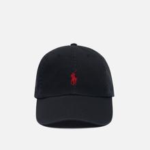Кепка Polo Ralph Lauren Classic Baseball Black/Red фото- 0