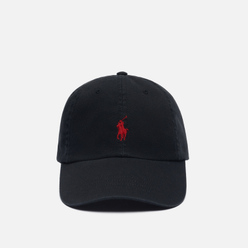 Кепка Polo Ralph Lauren Classic Baseball Black/Red