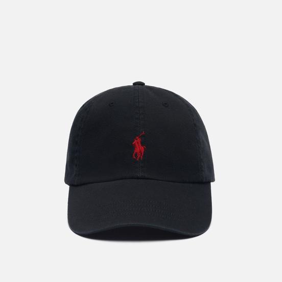 Кепка Polo Ralph Lauren Classic Baseball Black/Red
