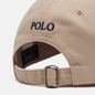 Кепка Polo Ralph Lauren Classic Baseball Nubuck/Relay Blue фото - 3