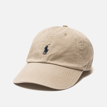 Кепка Polo Ralph Lauren Classic Baseball Nubuck/Relay Blue фото- 1