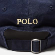 Кепка Polo Ralph Lauren Classic Baseball Relay Blue/Wicket Yellow фото- 3
