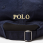 Кепка Polo Ralph Lauren Classic Baseball Relay Blue/Wicket Yellow фото - 3