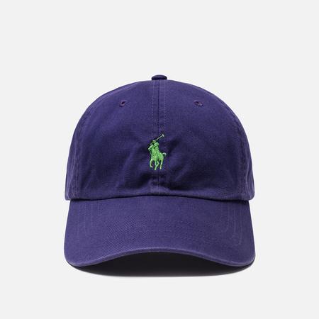 Кепка Polo Ralph Lauren Classic Sport Chalet Purple