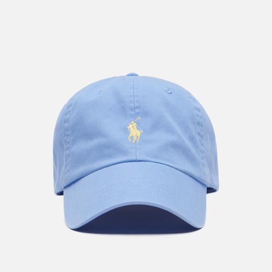 Кепка Polo Ralph Lauren Classic Sport Cotton Chino Cabana Blue