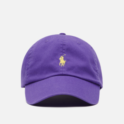 Кепка Polo Ralph Lauren Classic Sport Cotton Chino Cabana Purple