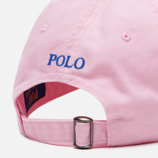 Кепка Polo Ralph Lauren Classic Sport Cotton Chino Carmel Pink
