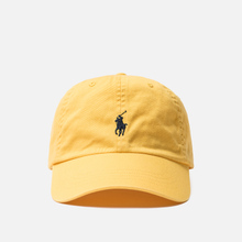 Кепка Polo Ralph Lauren Classic Sport Cotton Chino Chrome Yellow фото- 0
