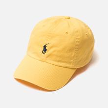 Кепка Polo Ralph Lauren Classic Sport Cotton Chino Chrome Yellow фото- 2