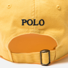 Кепка Polo Ralph Lauren Classic Sport Cotton Chino Chrome Yellow фото- 3