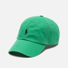 Кепка Polo Ralph Lauren Classic Sport Cotton Chino Golf Green фото- 1