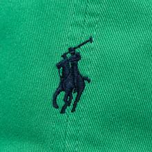 Кепка Polo Ralph Lauren Classic Sport Cotton Chino Golf Green фото- 3