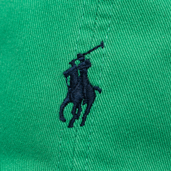 Кепка Polo Ralph Lauren Classic Sport Cotton Chino Golf Green