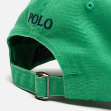 Кепка Polo Ralph Lauren Classic Sport Cotton Chino Golf Green фото- 4