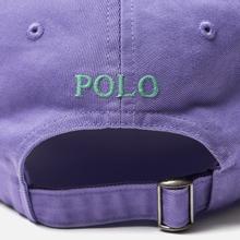 Кепка Polo Ralph Lauren Classic Sport Cotton Chino Hampton Purple фото- 3