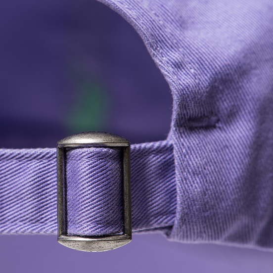 Кепка Polo Ralph Lauren Classic Sport Cotton Chino Hampton Purple